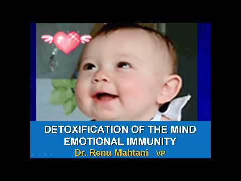 Embedded thumbnail for DETOXIFICATION OF THE MIND: EMOTIONAL IMMUNITY
