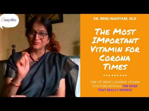 Embedded thumbnail for VITAMIN D DEFENCE: THE MOST IMPORTANT VITAMIN FOR IMMUNITY (ENGLISH)