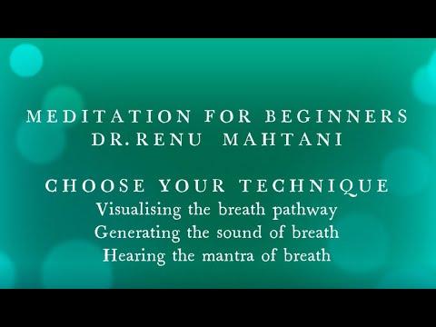 Embedded thumbnail for MEDITATION FOR BEGINNERS